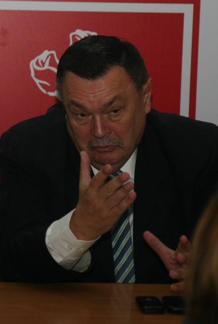 Penalul Victor Paul Dobre s-a împroprietărit cu filiala locală a Partidului Național Liberal