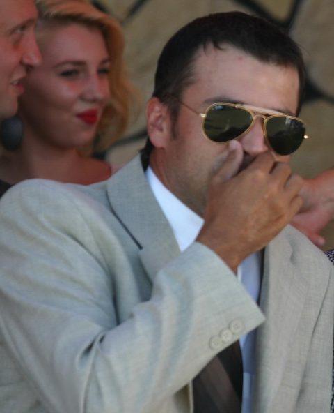 Șeful IPJ Galați, Dănuț Lefter, nu se lasă dus la Tribunal decât escortat de polițisti