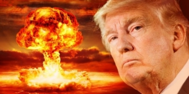 Trump ne poate aduce la patru minute de un dezastru nuclear
