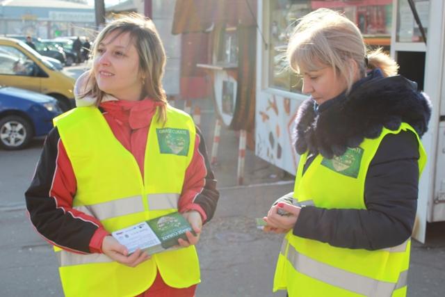 """Campania ECOTIC """"Orașe Curate"""" ajunge în Galați"""