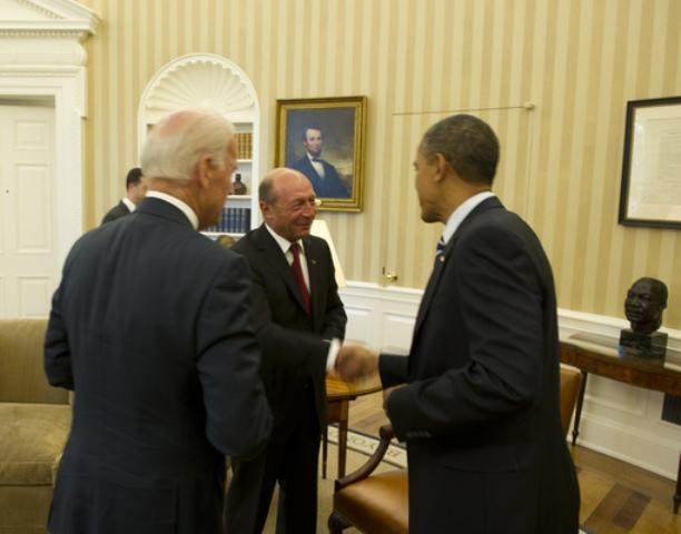 Cinci ani de la semnarea Declarației Comune privind Parteneriatul Strategic dintre Statele Unite ale Americii şi România