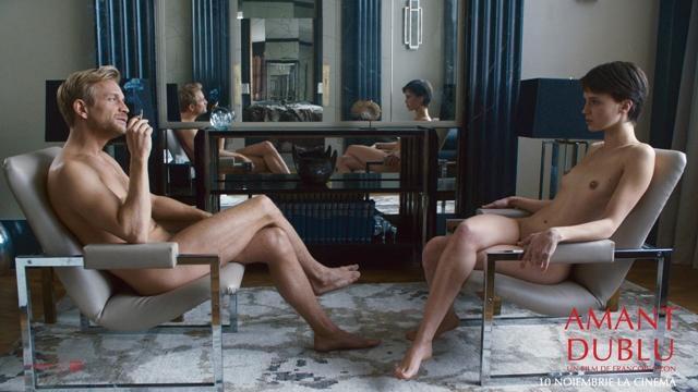 Amant dublu - thrillerul erotic în regia lui François Ozon, în cinematografe