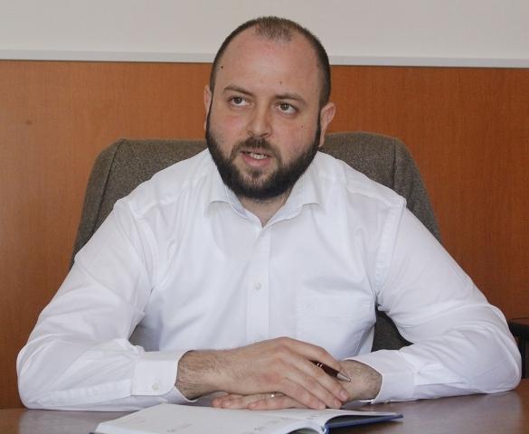 Directorul Gospodărire Urbană Bogdan Ardean se disculpă cu o chitanță achitată în silă la sfârșit de an