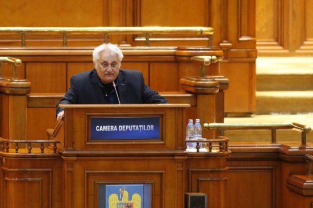 """Infecția politică pesedistă Nicolae Bacalbașa lovește din nou în Parlament: """"Papagalii statului paralel să respecte suveranitatea poporului român!"""""""