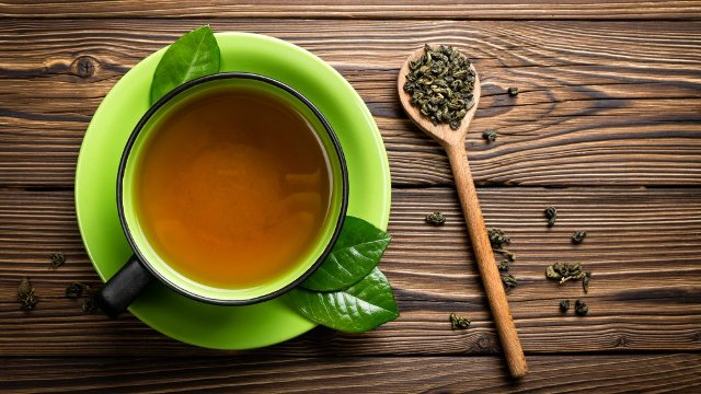 Ceaiul verde și efectele benefice ale acestuia asupra sănătății (P)
