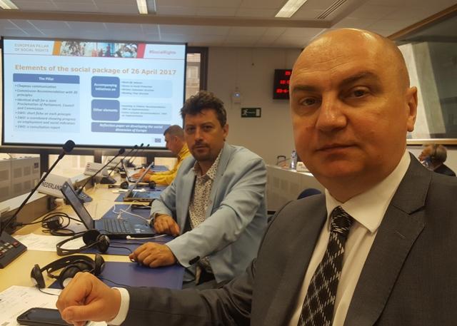 Problemele salariaţilor din cultură şi mass-media - discutate în Comisia Europeană