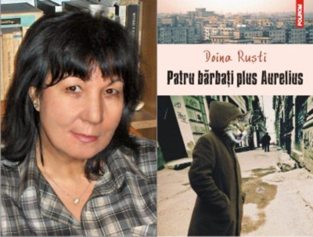 """""""Autor și personaj. Pe aripile ficțiunii"""" - Doina Ruști & Dan Lungu la Universitatea """"Dunărea de jos"""""""