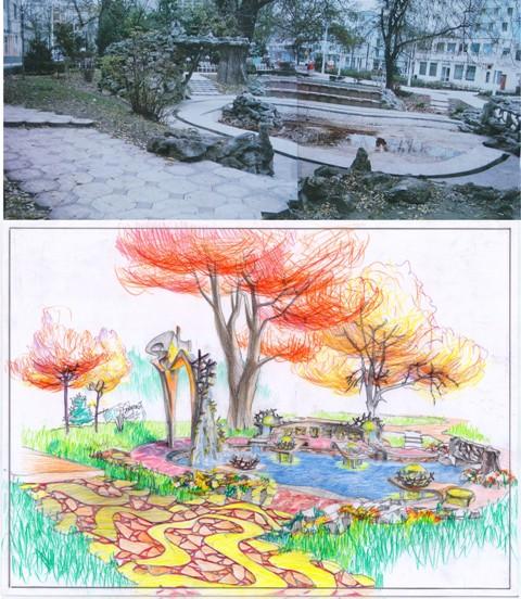 Băiatul de cartier Ionuț Pucheanu ne pregătește o modernizare kitsch a centrului și a parcului Eminescu