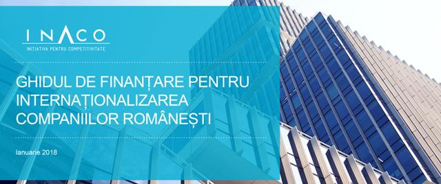 """""""Ghidului de finanțare a companiilor românești"""" - 24 de noi oportunități de finanțare"""