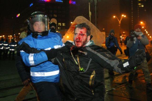 Guvernanții pregătesc pedepse cu închisoarea pentru protestatarii #Rezist