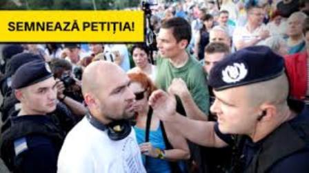 Înalta Curte de Casație și Justiție va reglementa problema amenzilor abuzive date de Jandarmerie la proteste