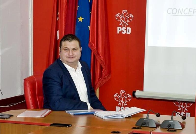Un mangliu deputat pesedist a devenit secretarul Comisiei de Apărare, Ordine Publică și Siguranță Națională