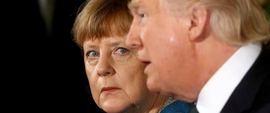 Trump ar putea lansa următorul său atac asupra planetei la summitul G20 – numai cancelarul Merkel îl poate opri