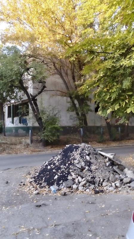 Primarul Pucheanu a mutat focarul de infecție din fostul Centru de Transfuzie în stradă