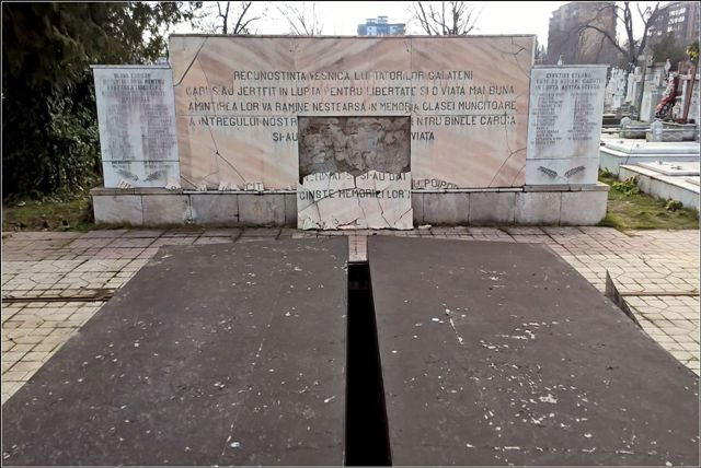 Pupătorul de moaște Ionuț Pucheanu respectă istoria Galațiului doar la evenimentele din care își trage imagine