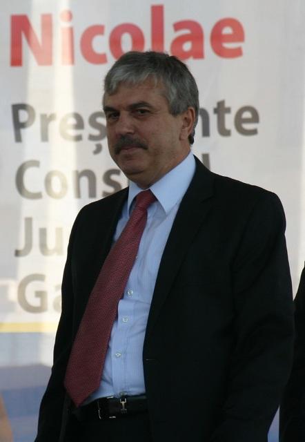 """Pesedistul Dan Nica și-a tras o """"prospătură"""" cu mult înaintea șefului său de partid Liviu Dragnea"""