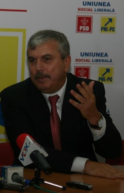 Fostul pușcăriabil și actualul șef al PSD Galați Dan Nica își mai dorește un mandat de europarlamentar