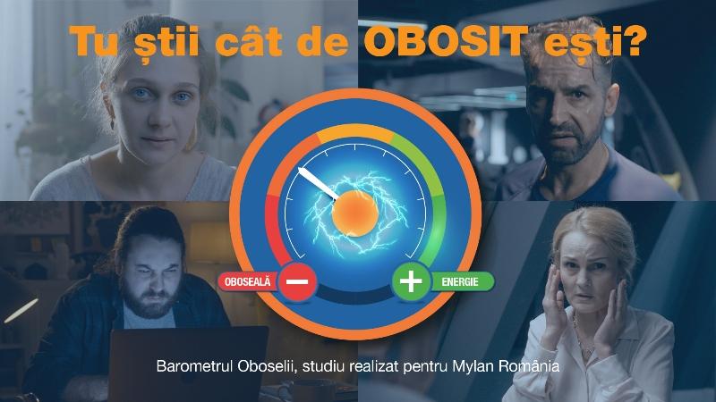 Oboseala la români - 9 din 10 persoane din mediul urban suferă de ea