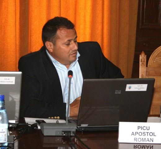 Primarul Pucheanu l-a însărcinat pe analfabetul politic Picu Roman să desemneze membrii în CA