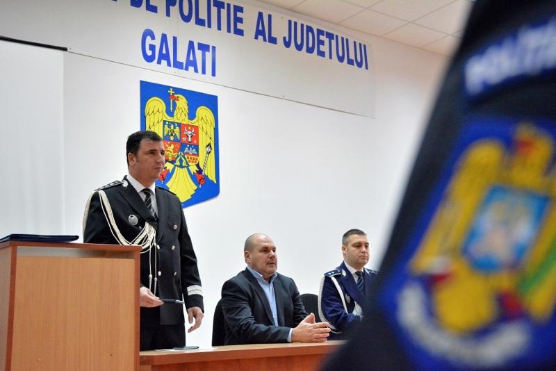 Polițiștii gălățeni se comportă ca niște milițieni în slujba pesedeu