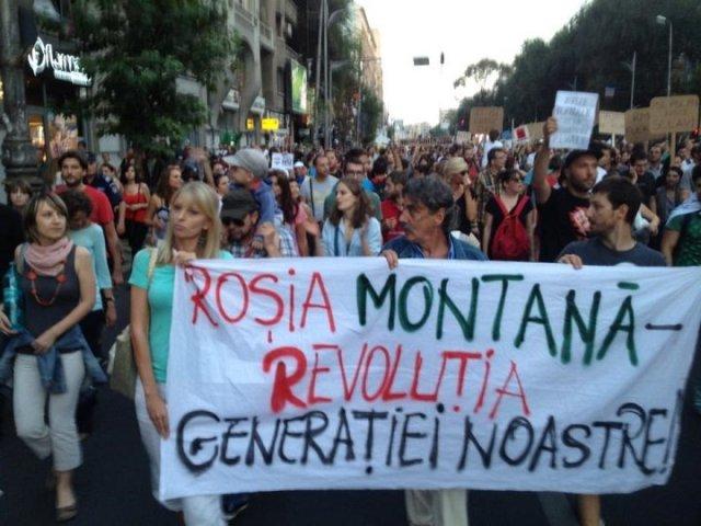 Toamna Românească se repetă cu proteste în toată țara