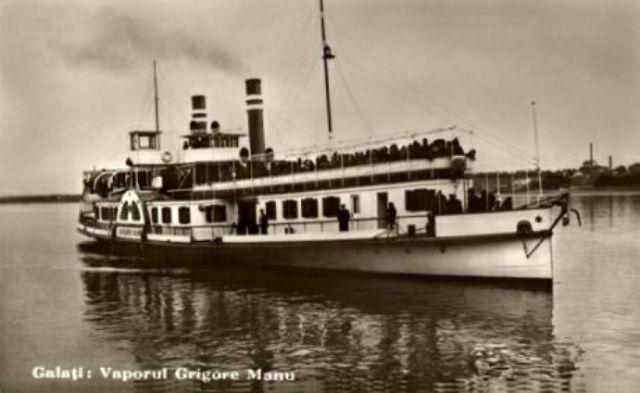 Tudor Vladimirescu - cea mai veche navă cu zbaturi din lume aflată în funcțiune - a devenit vas de protocol al PSD