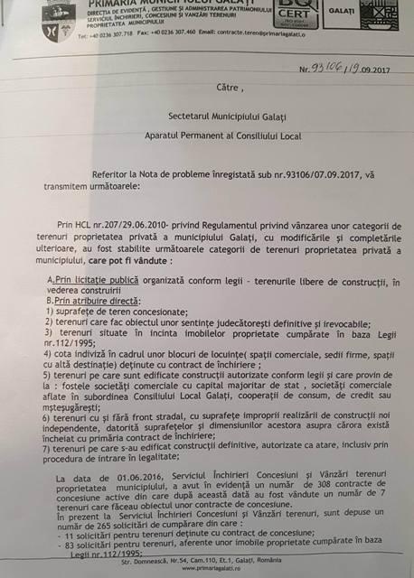 Primarul Pucheanu vinde terenurile municipalității și îngroapă banii de investiții în containere sociale