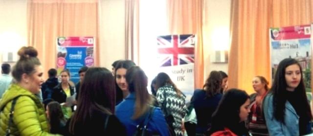 World Education Fair (WEF) – zeci de instituții de învățământ internaționale se vor înghesui să atragă tineri gălățeni la studii
