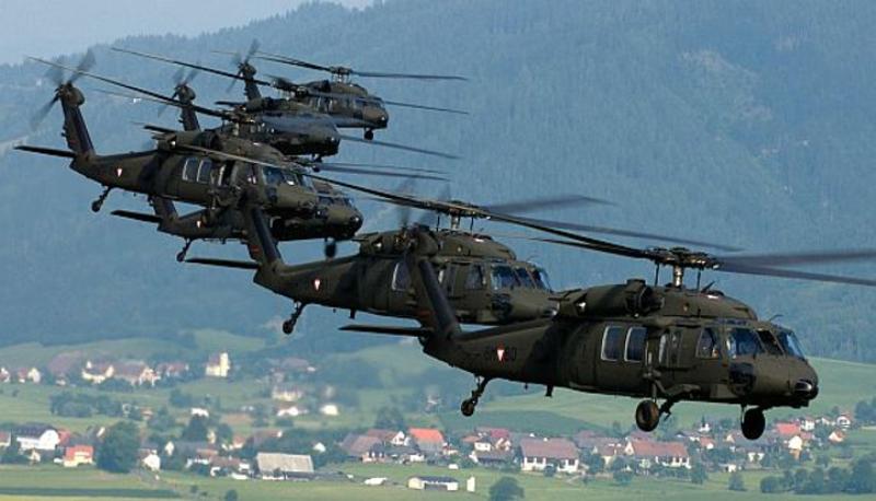 Armata americană intensifică activitățile de zbor în zona Mării Negre