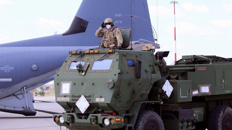 Exercițiu comun al forțelor armate române și americane