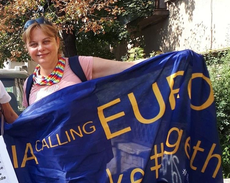 Flavia Susnoschi – candidata de primar specializată în administrație și luptătoare pentru democrație