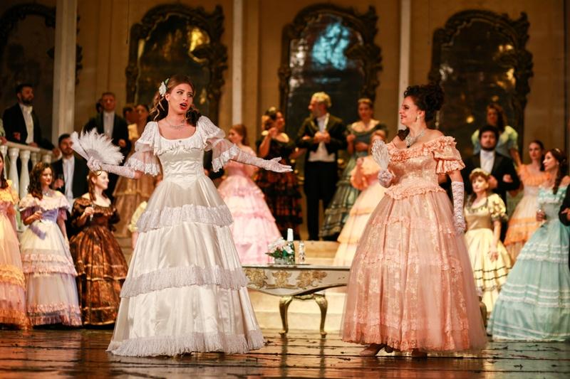 """La Traviata a marcat a XVI-a ediție a Festivalului Internațional """"Leonard"""""""