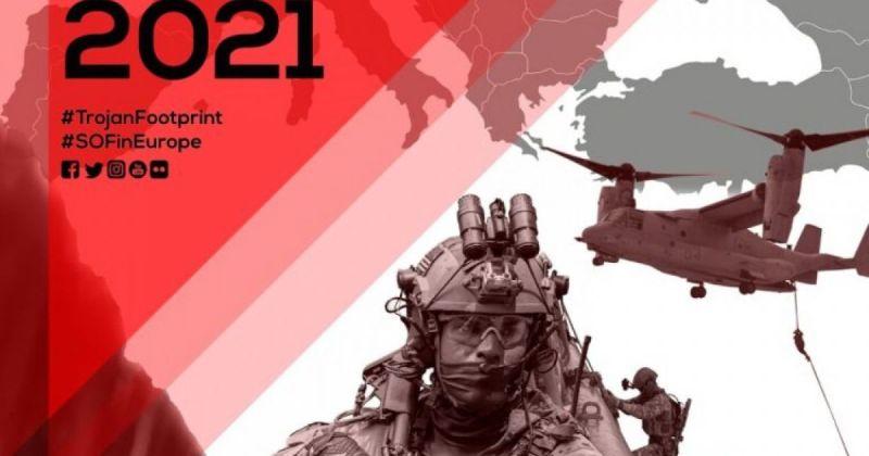 """Aliații și partenerii NATO din Balcani și din regiunea Mării Negre au început exercițiul """"Trojan Footprint 21"""""""