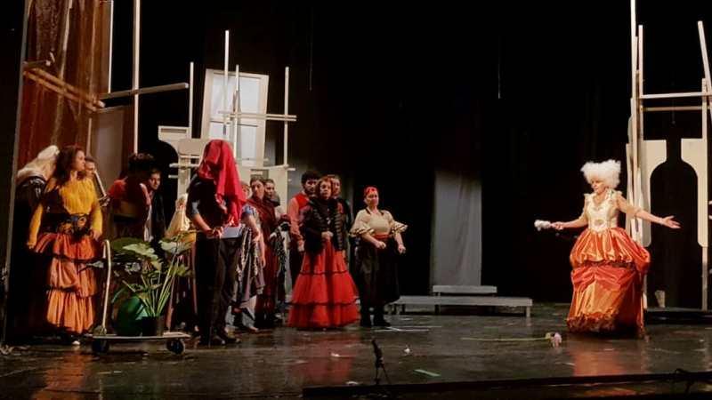 """Voievodul țiganilor - premiera care deschide Festivalul Internațional """"Leonard"""""""