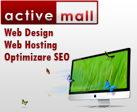 web design hosting galati activemall