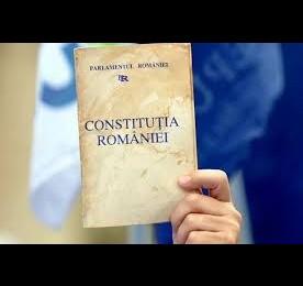 Cetățenii români au dreptul să dezbată prevederile Constituției României