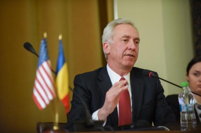 Discursul ambasadorului Hans Klemm la recepția de Ziua Independenței SUA