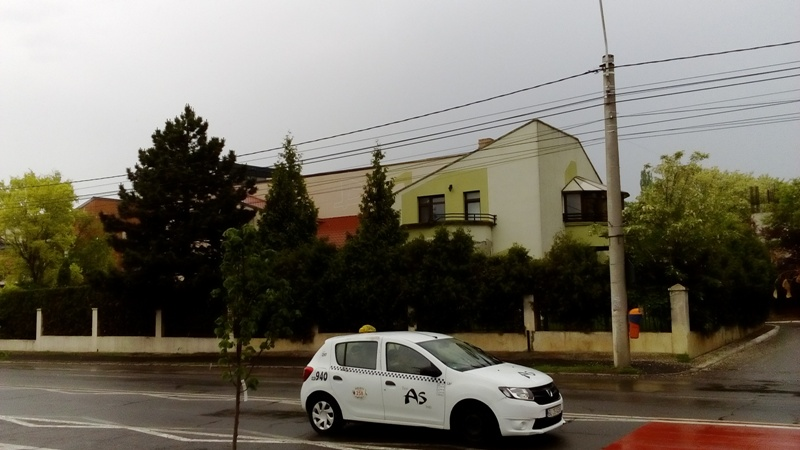 Vila lui Dan Nica de pe Faleză - dată cadou de Vega 93 - a primit o față europeană
